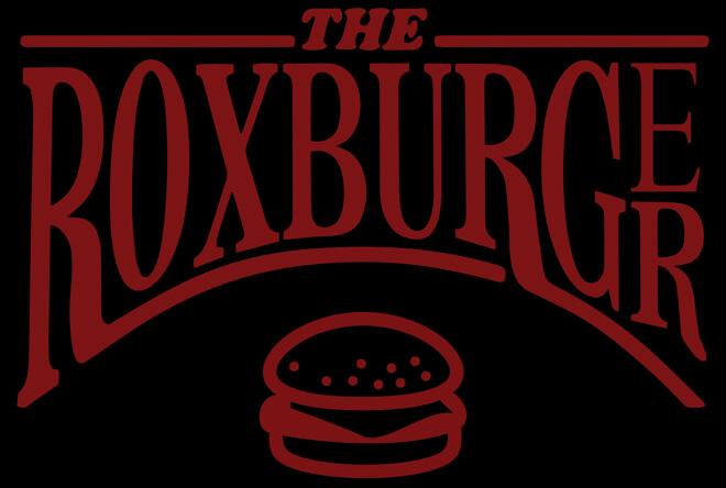 The Roxburger web logo